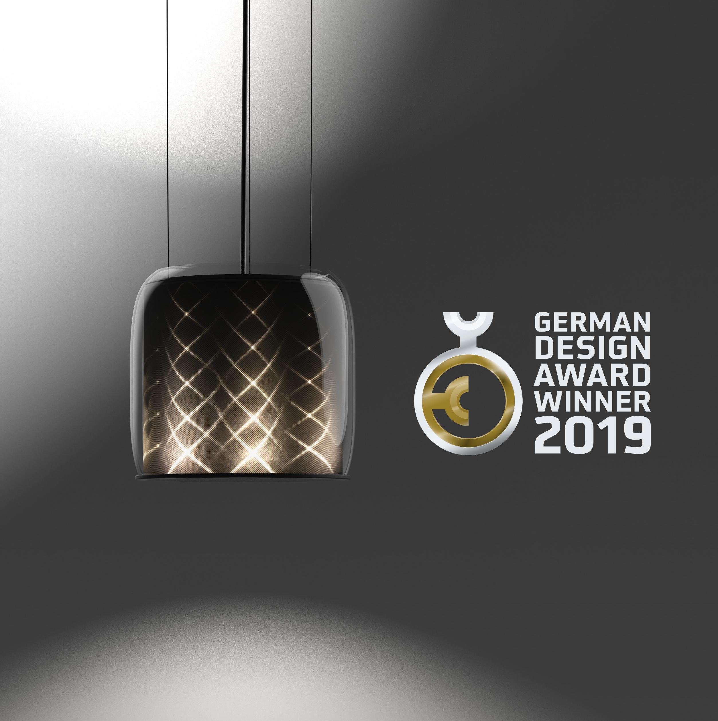 German Design Award Fur Leuchte Estelle Glaslampen Led Lampe Design Lampen