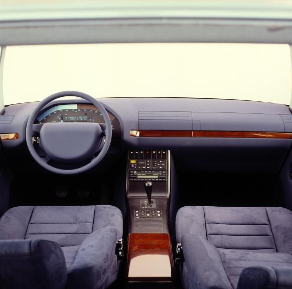 Og 1991 Mercedes Benz S Class W140 Interior Design Proposa