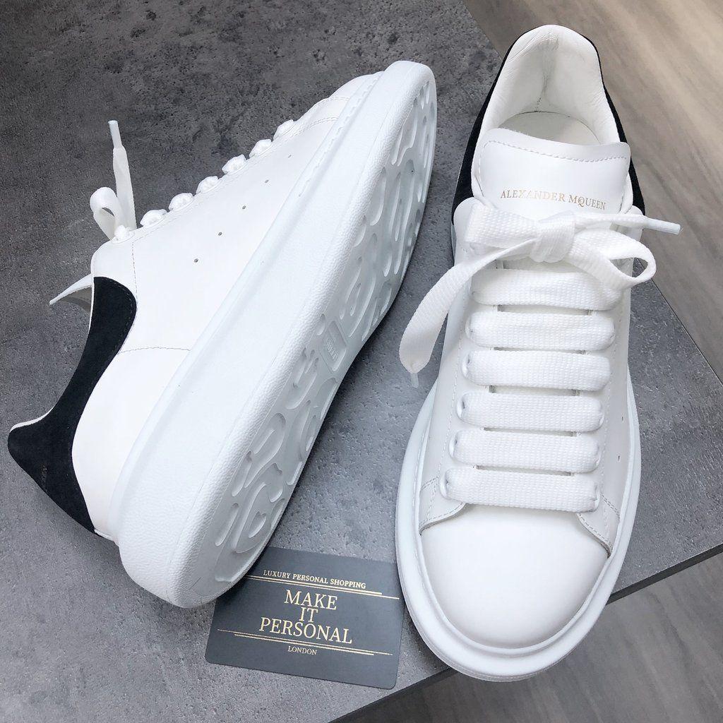 Alexander McQueen Extended Sole Sneaker