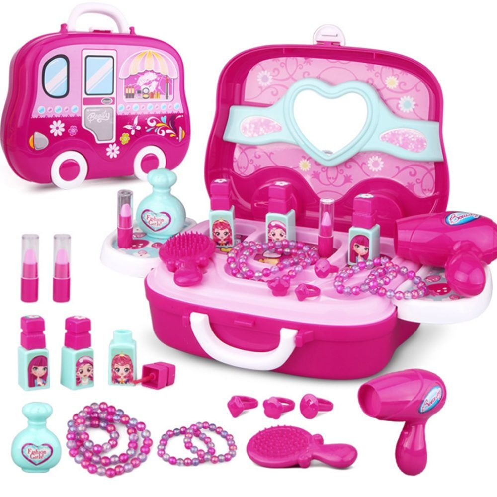 Gyoby Toys Is Under Construction In 2020 Makeup Toys Little Girl Toys Toys For Girls