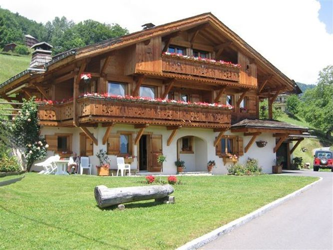 Location De Vacances Gite En Haute Savoie A Cordon Mont Blanc