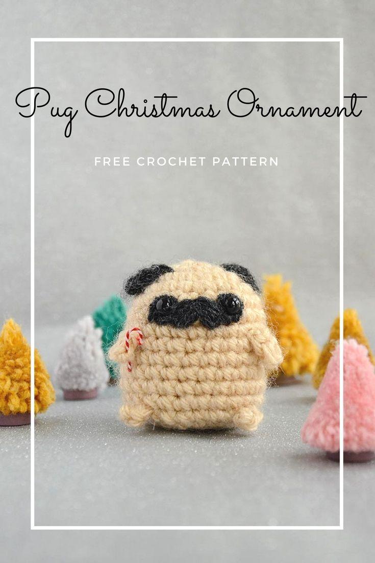 Mini Amigurumi Pig - A Free Crochet Pattern - Grace and Yarn | 1102x735