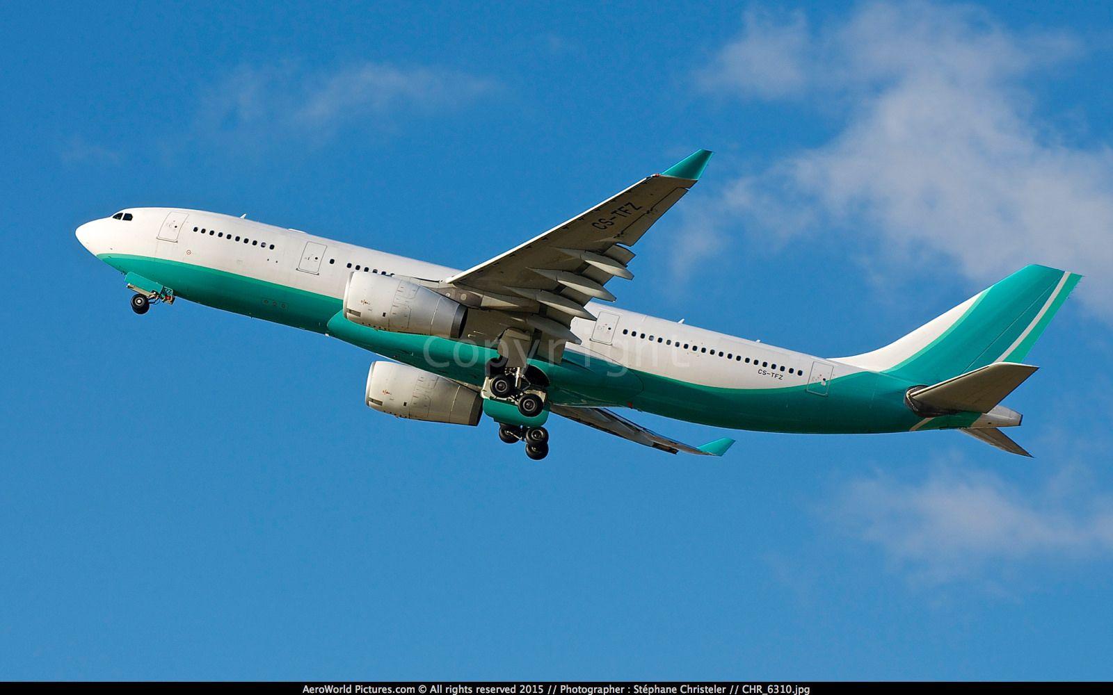 [ORY.2015] Hifly flynas 5K XY Airbus A330 CSTFZ