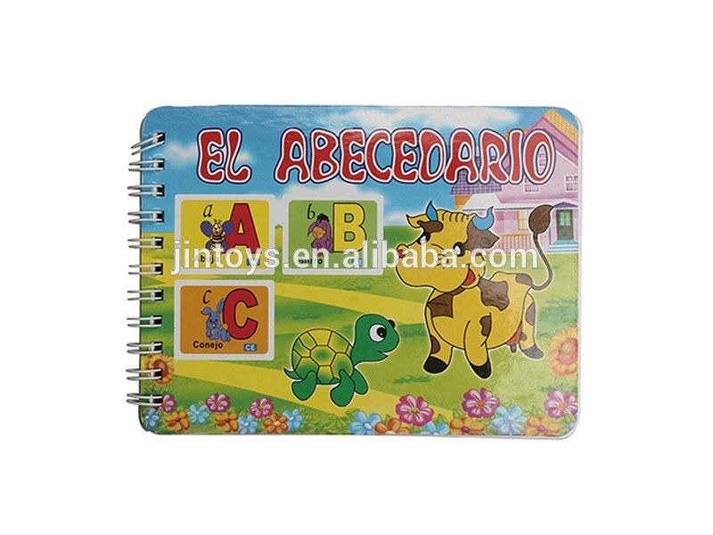 Preschool Toys Product : Newest preschool toys paper learning toy vegetable spanish