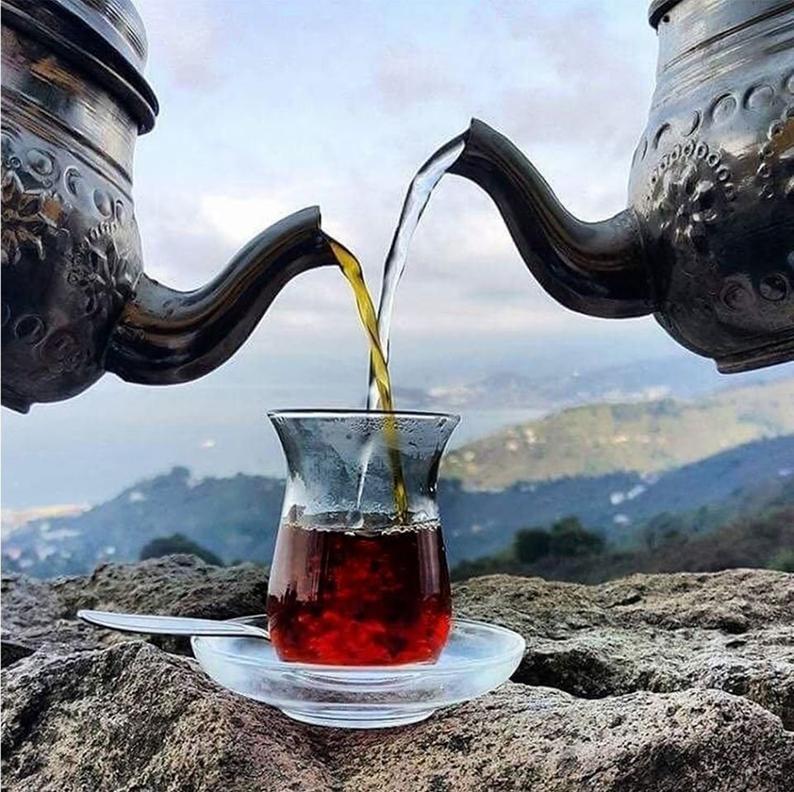 Turkish Tea Organic Tea Leaf 1000 Gr 2 2 Lb Turkish Black Etsy Turkish Tea Organic Teas Black Tea