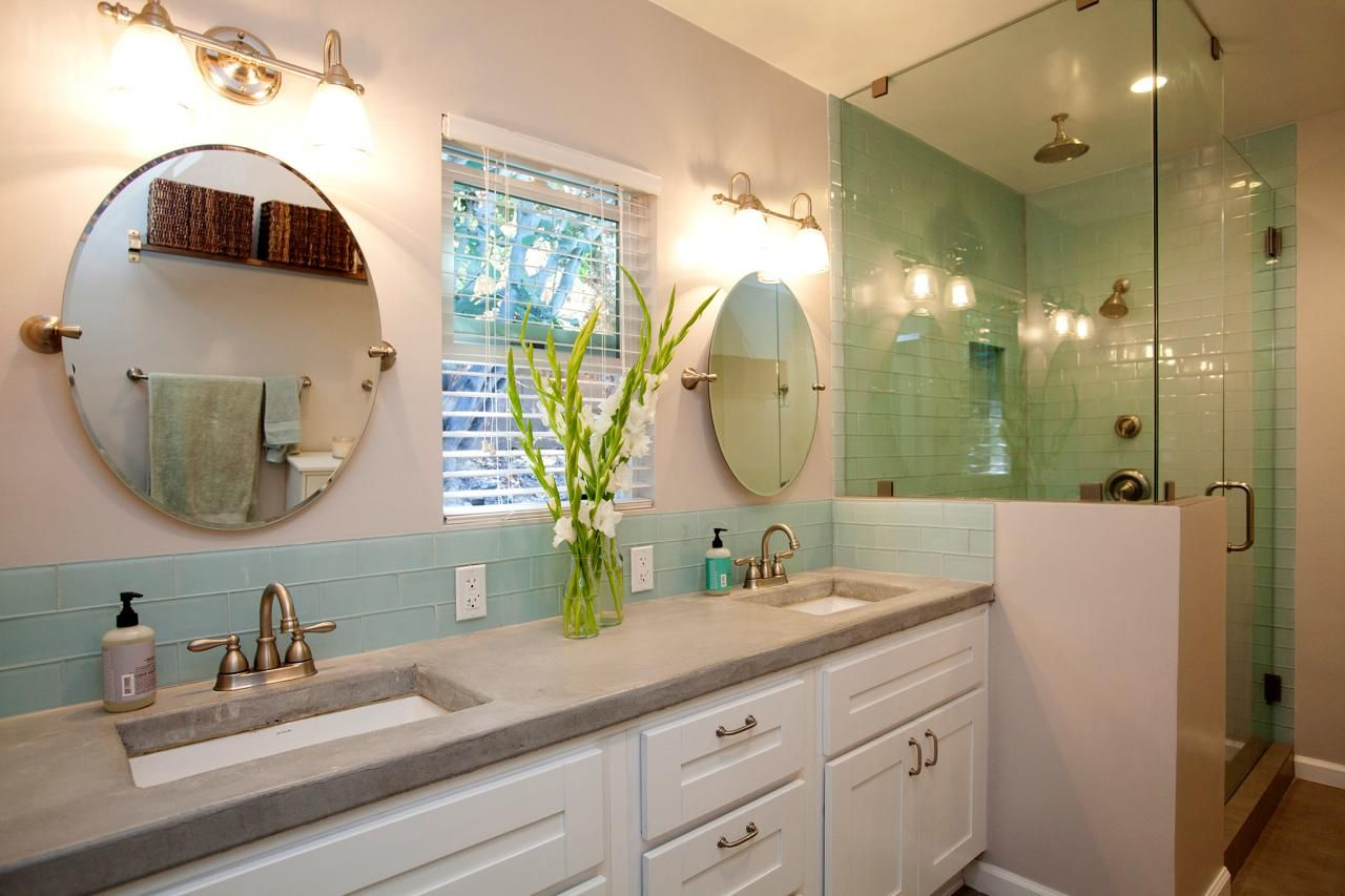 Beautiful Kitchen And Bath Remodels On HGTVu0027s House Hunters Renovation Pictures Gallery