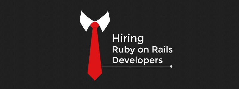 Hiring ruby on rails developers is tough Period It is not only a
