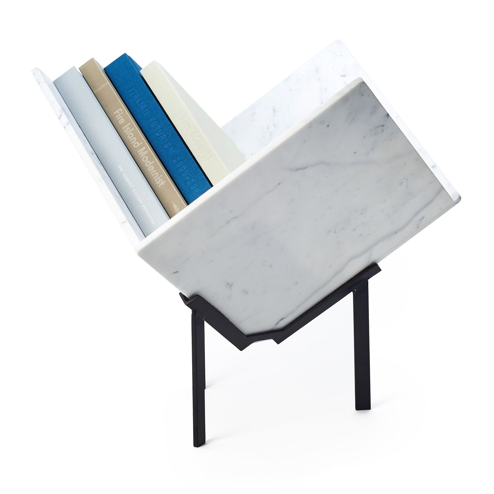 Large Third Eye Vessel Book Stand by Chen Chen & Kai