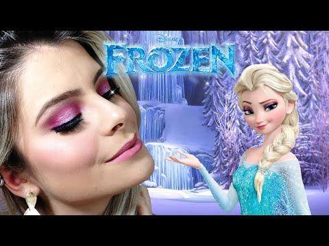 Assista esta dica sobre Maquiagem inspirada na Elsa | Especial dia das Crianças e muitas outras dicas de maquiagem no nosso vlog Dicas de Maquiagem.