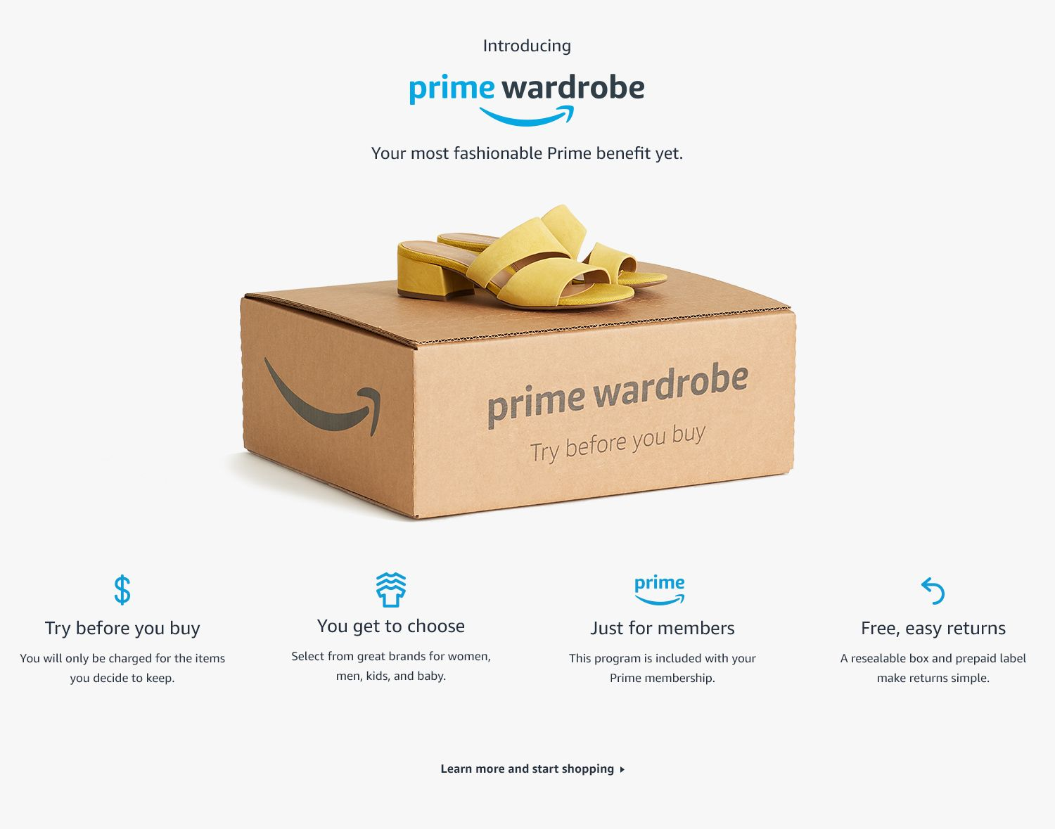 I Tried Amazon Prime Wardrobe |