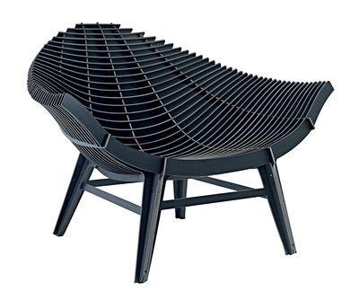 cool ibride manta lounge sessel / kompaktlaminat - für haus und, Hause deko