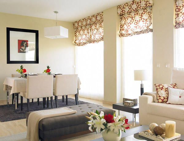 Sof para separar ambientes decoraci n pinterest for Ver decoraciones de casas