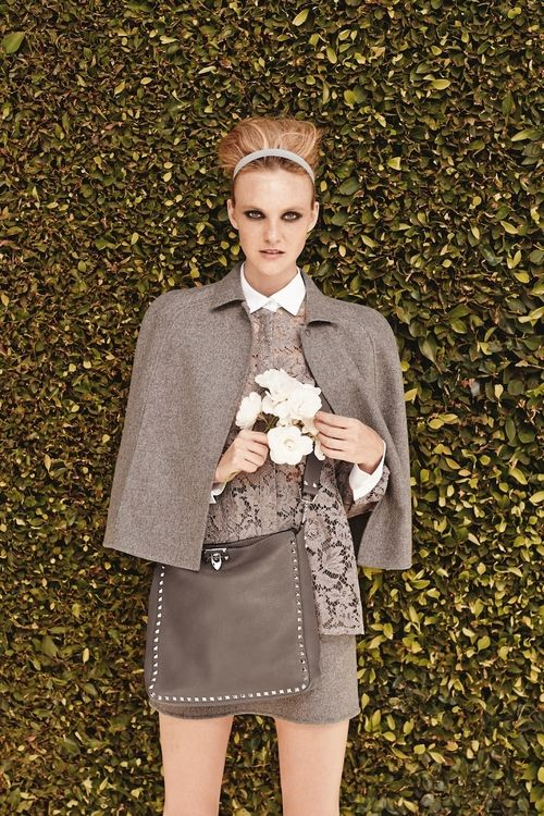 """Caroline Trentini in """"The Lush Life"""" by Coliena Rentmeester for Neiman Marcus, August 2014 #Valentino"""
