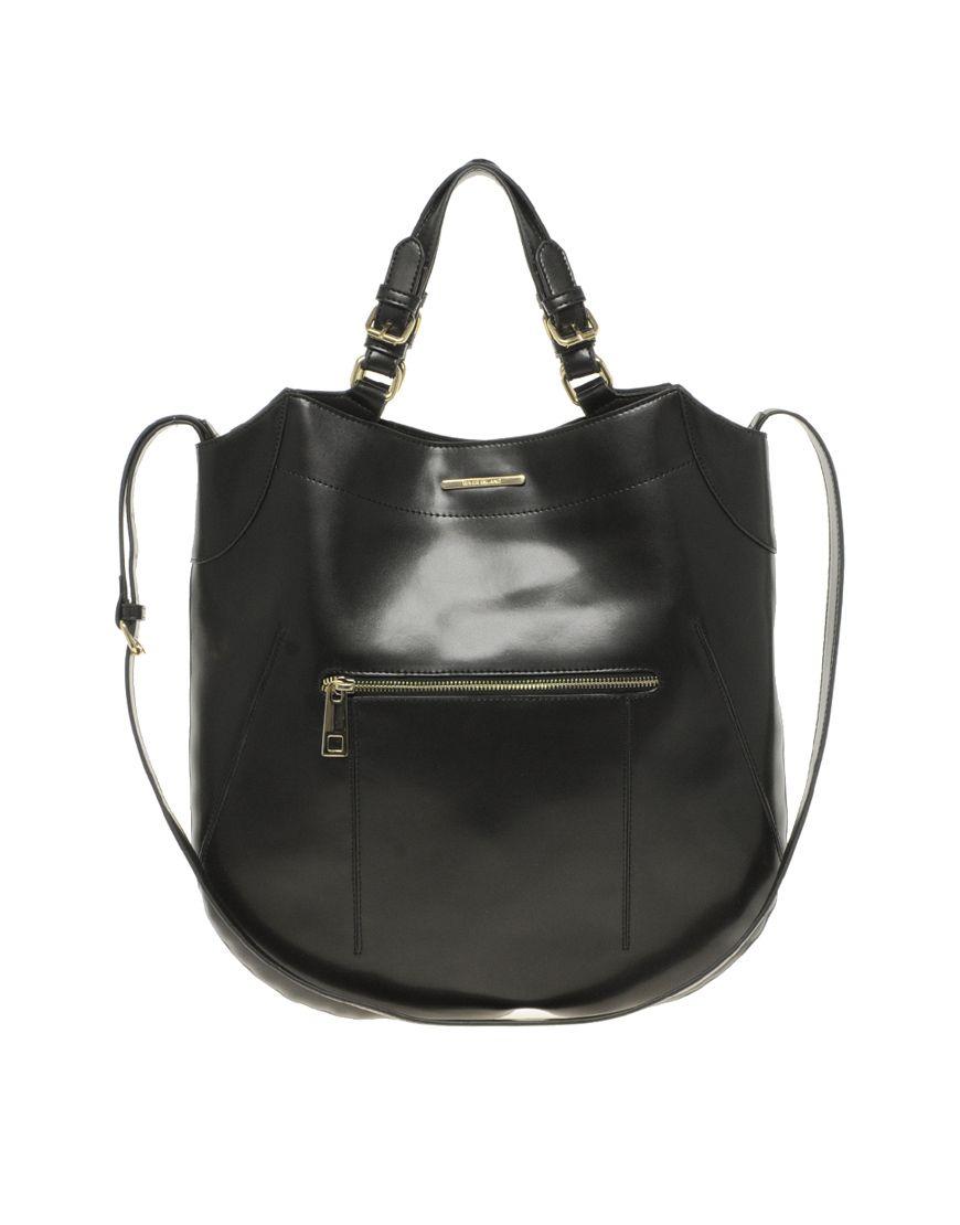 Curved Bottom Bag