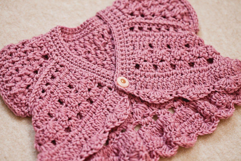 Butterfly Shrug - new crochet pattern by Mon Petit Violon. | Chrow ...