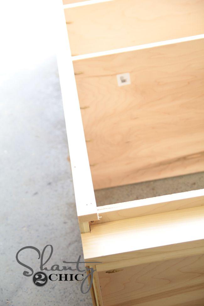 DIY Sliding Barn Door Hidden Study | Diy sliding barn door ...