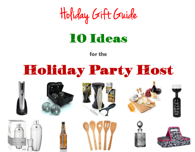 Gift Guide for the Party Host - 10 Christmas & Hanukkah Gift Ideas Gift Guide for the Party Host – 10 Christmas & Hanukkah Gift Ideas