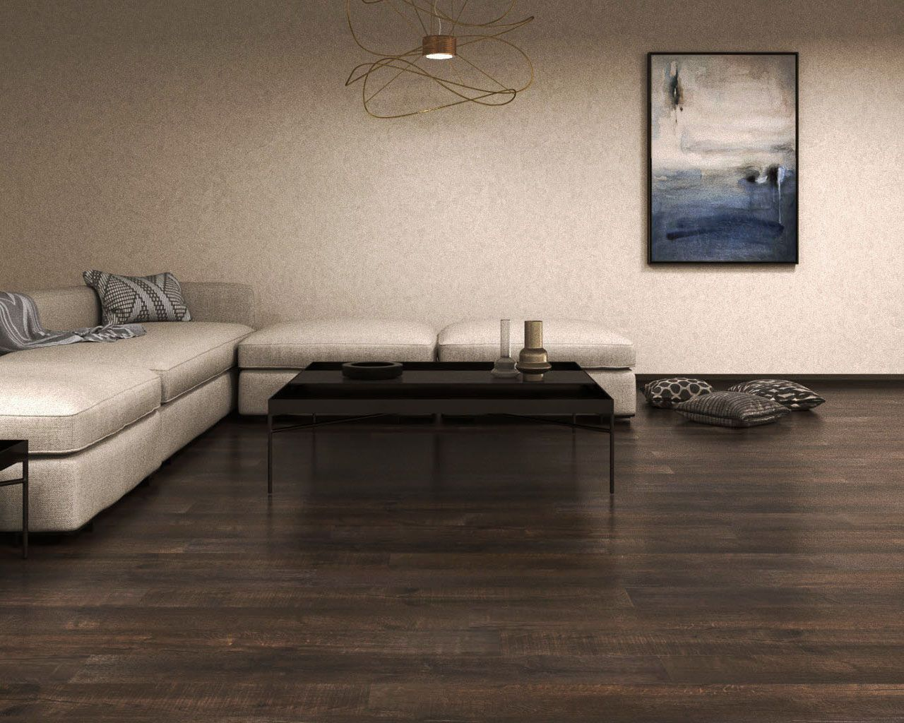 Maxifloor Sense Wenge 5 5 Mm Waterproof Floor Waterproof