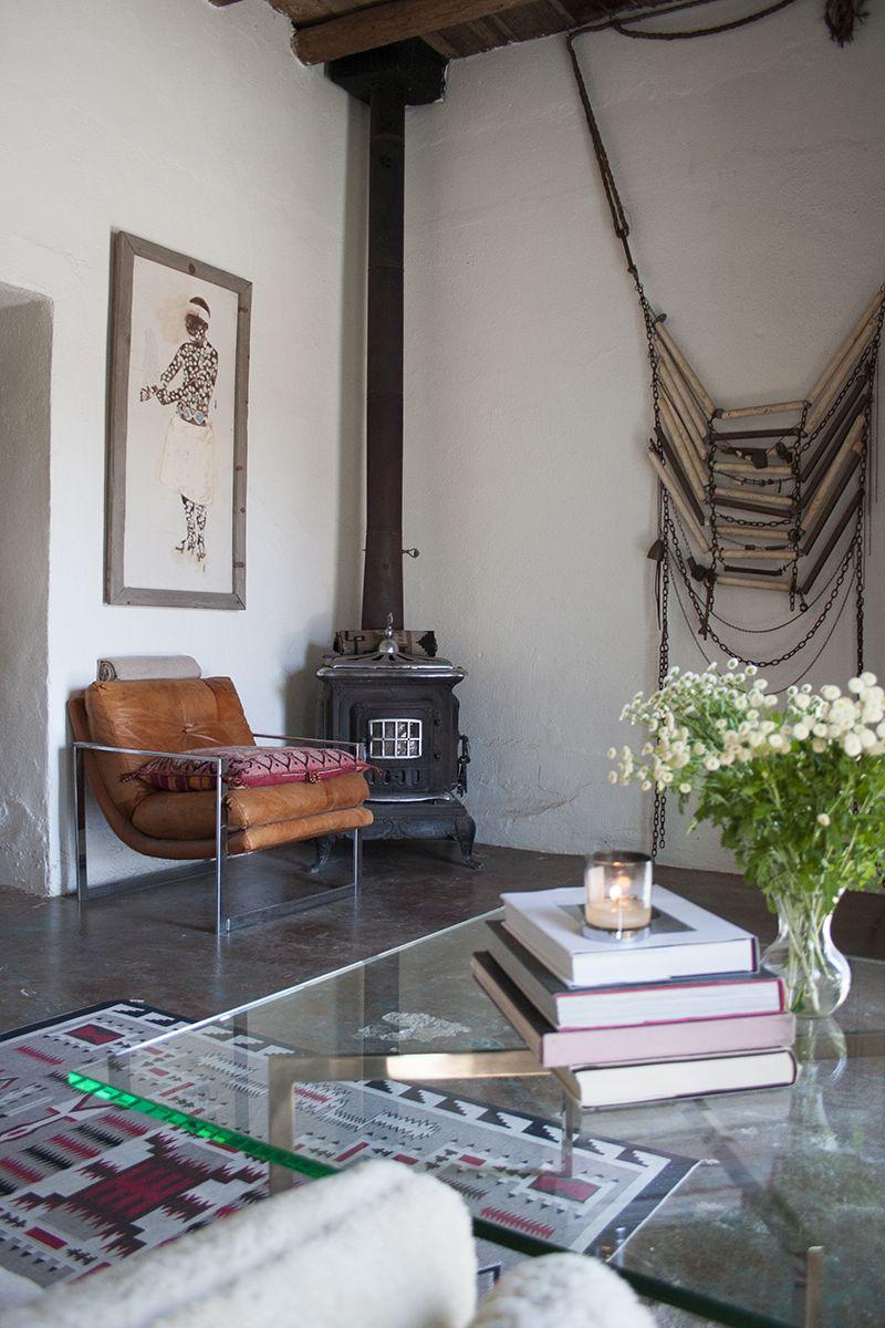 Mixing eras in an arizona adobe dream house pinterest home