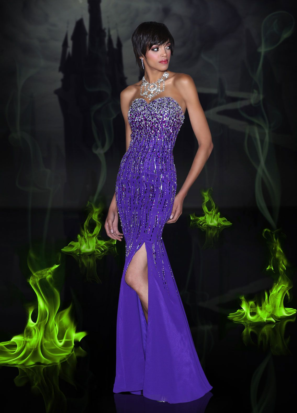 Prom Gown by Xcite Prom \