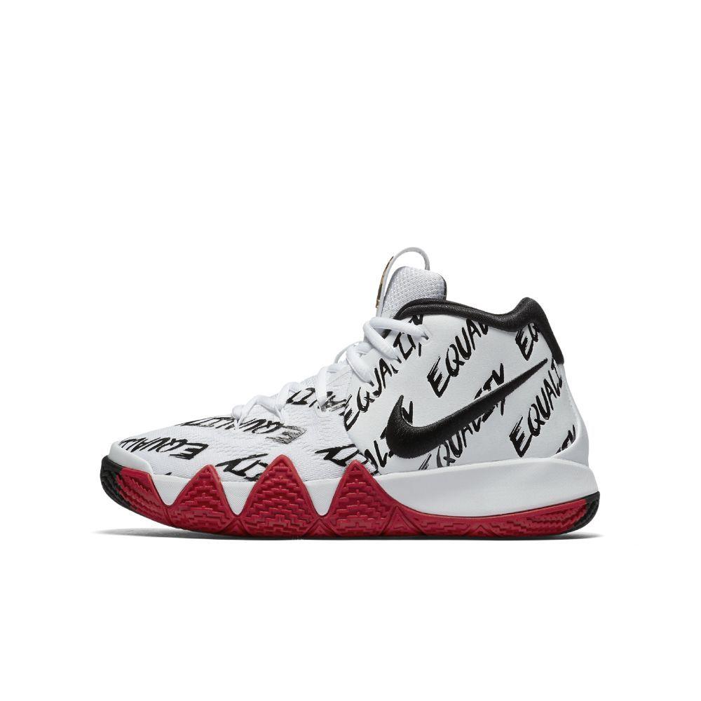 8f4e7b71631e Nike Kyrie 4 BHM Big Kids  Basketball Shoe Size 4.5Y