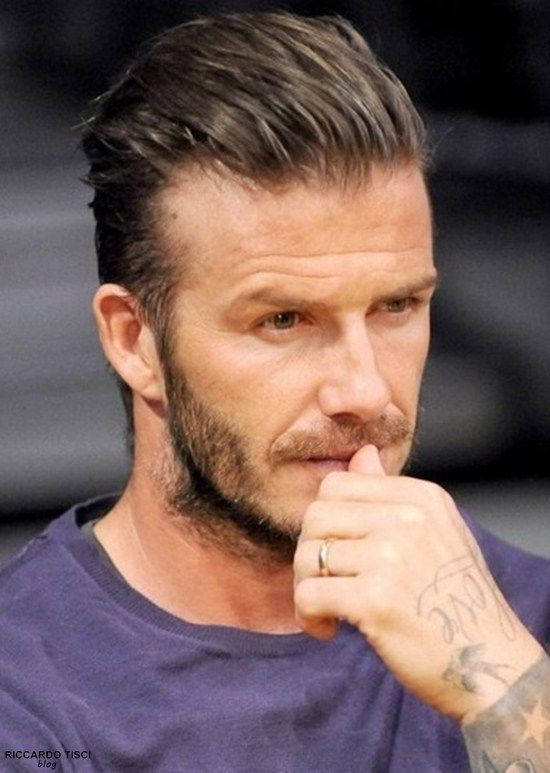 Tremendous 1000 Images About David Beckham Hairstyles 2014 On Pinterest Hairstyles For Women Draintrainus