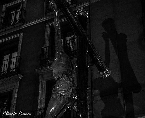 El reflejo de la Fe - Procesión de los Estudiantes. Domingo de Ramos, Madrid 2014
