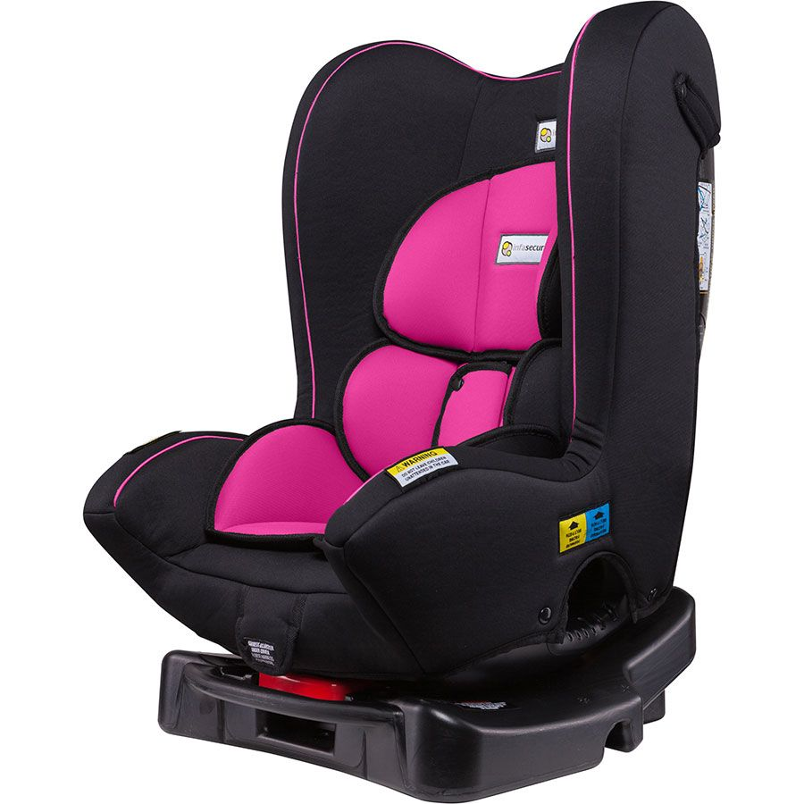 Infa Secure Ascent Multi-Recline Car Seat - Pink | ToysRUs Australia ...