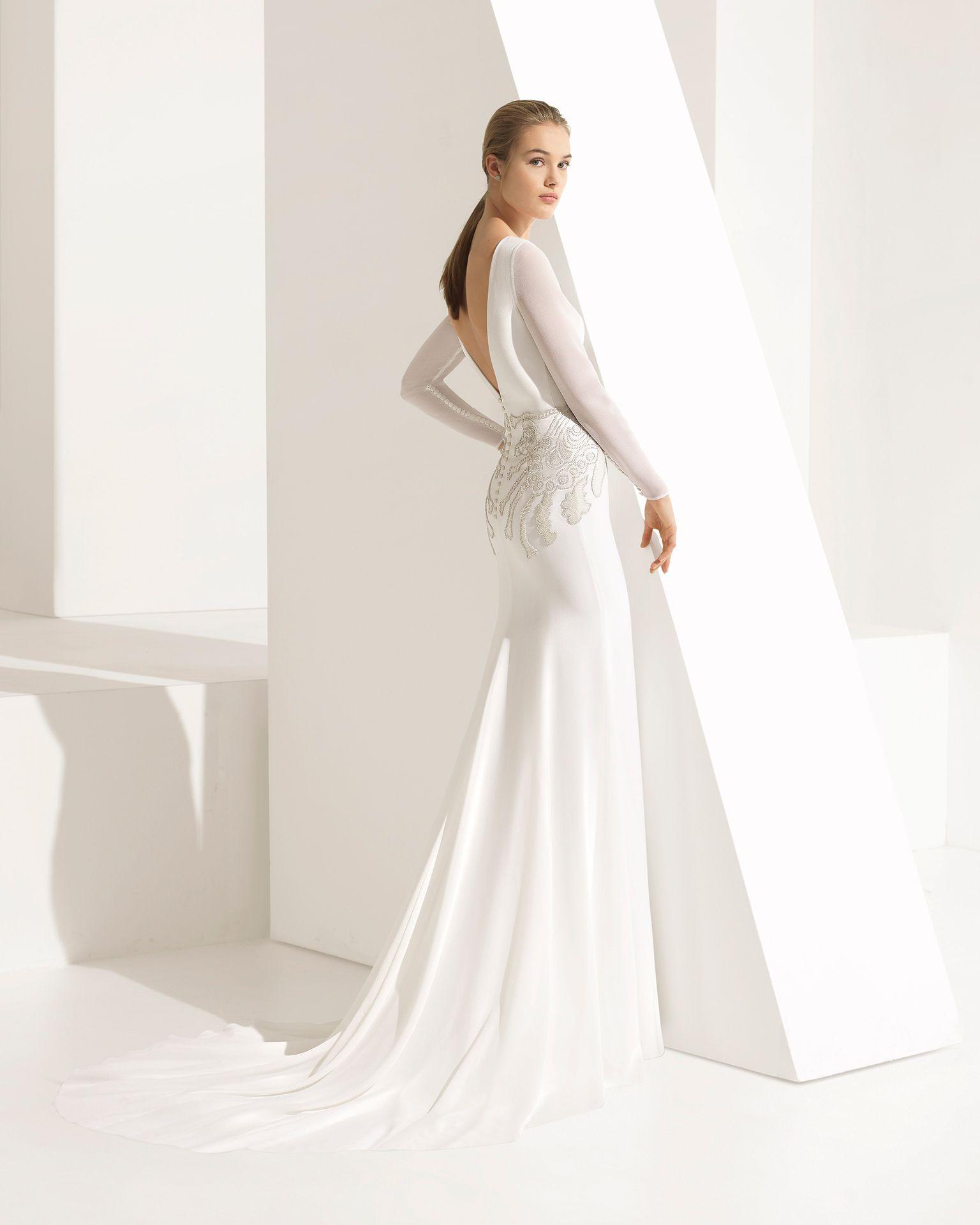 PAISAJE - Hochzeit 2018. Kollektion Rosa Clará Couture | Rosa clará ...