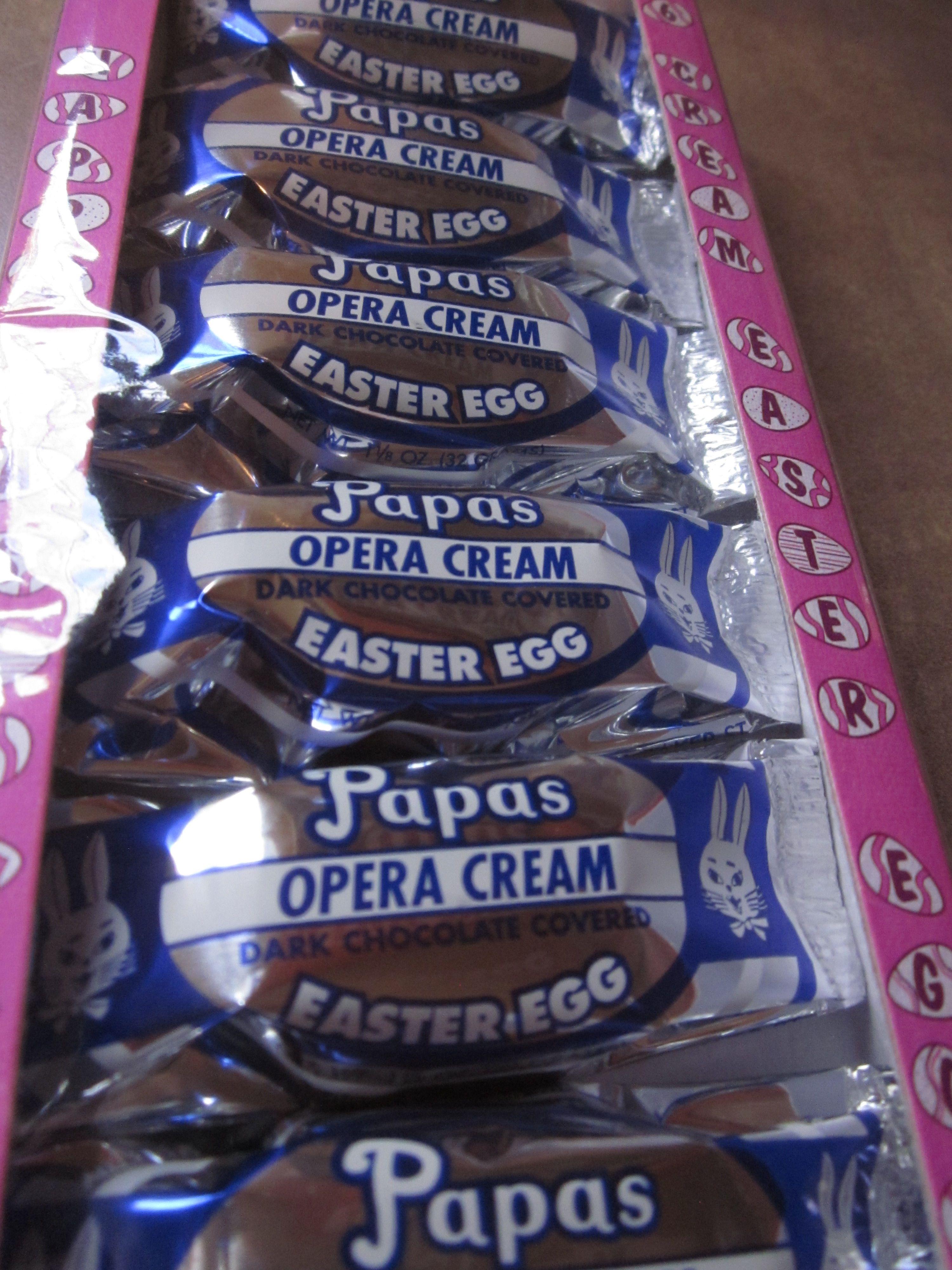 Papas Opera Cream Eggs A Cincy Easter Favorite