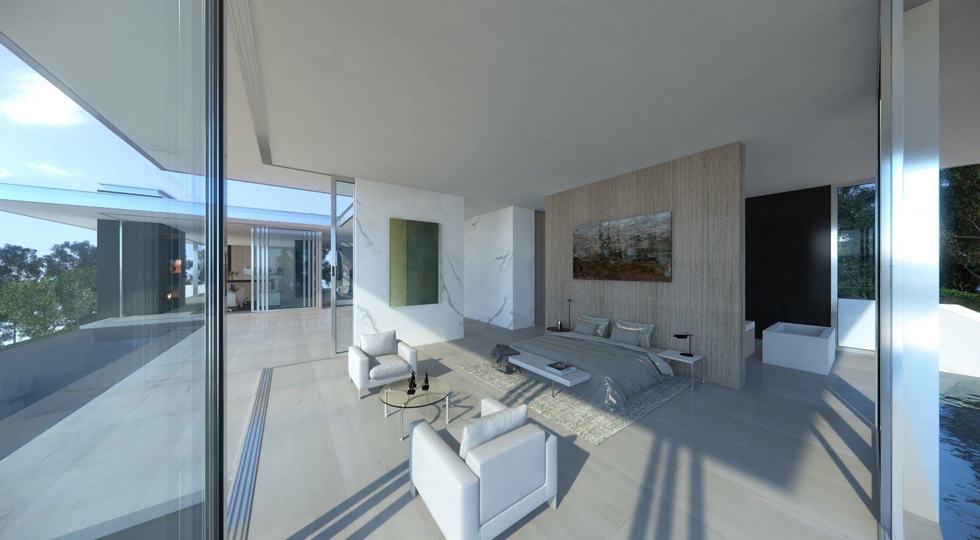 Los Ángeles, Laguna Beach Proyectos de Arquitectura Contemporánea | McClean Diseño