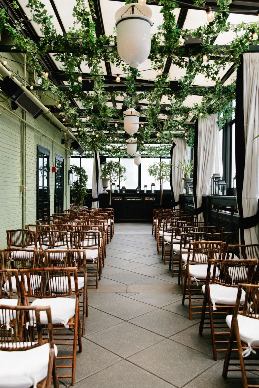 Romantic Gramercy Park Hotel Wedding in 2020 Coffee shop