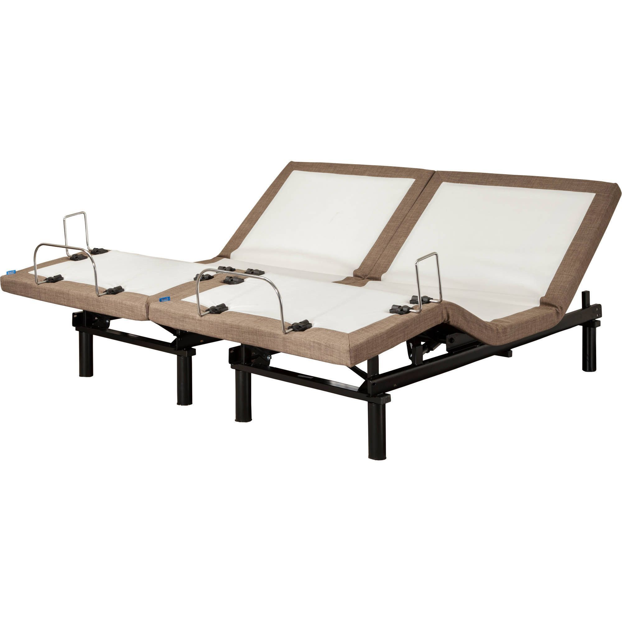 Best Blissful Nights M 2000 Adjustable Bed Base In Brown 640 x 480