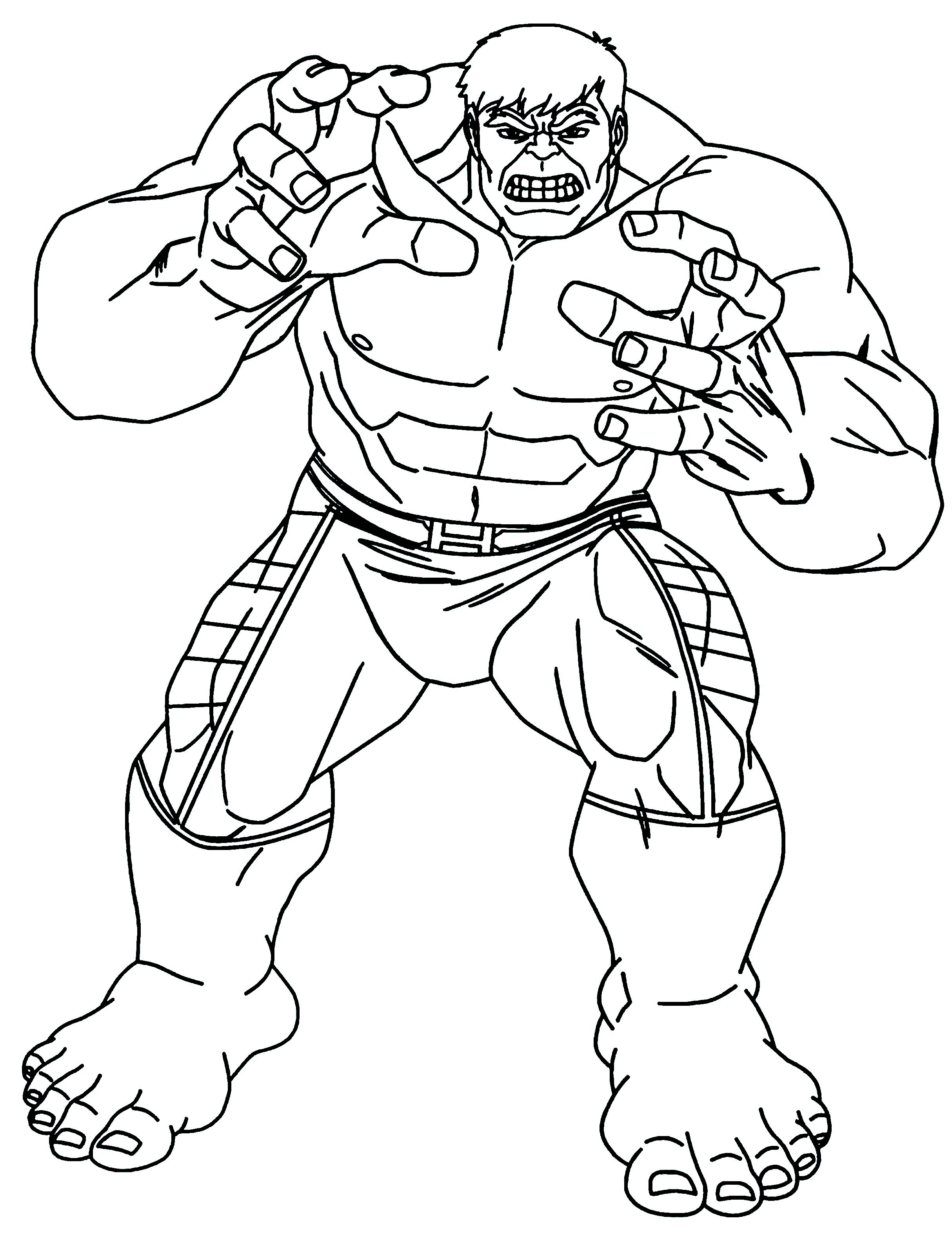 30 Hulk Coloring Pages For Kids Avengers Coloring Pages Avengers Coloring Superhero Coloring Pages