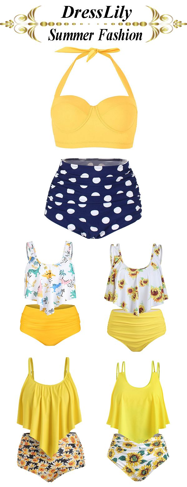 Photo of Dresslily 1000+ summer fashion swimwear designs
