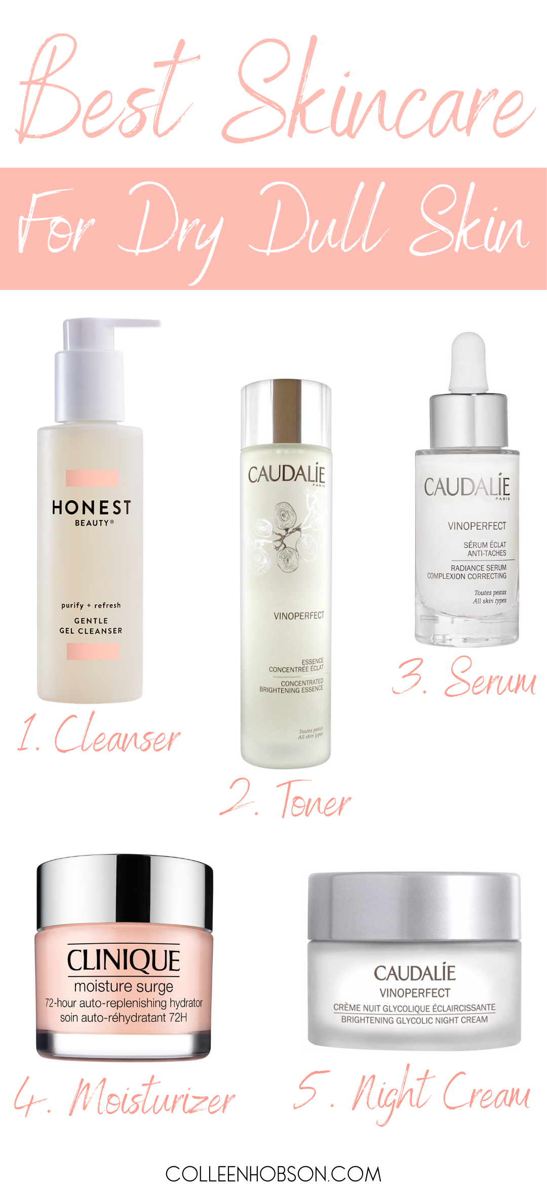 Best Skin Care Products For Dry Dull Skin In 2020 Dull Skin Skin Care Toner Products Skin Care