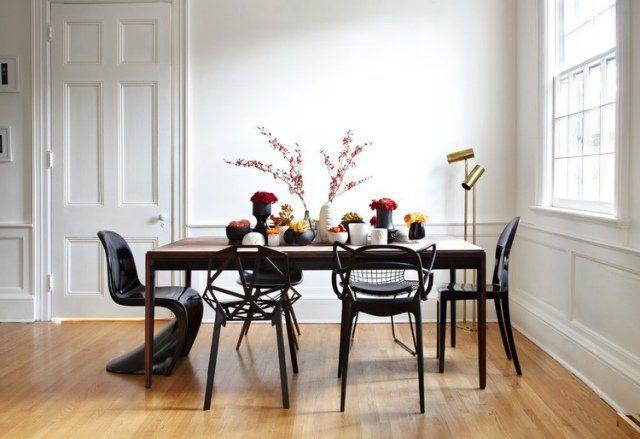 Salle à manger moderne: 112 idées d\'aménagement réussi | En fleur ...