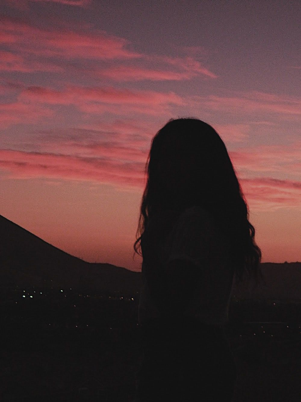 Lonely tumblr girl photography