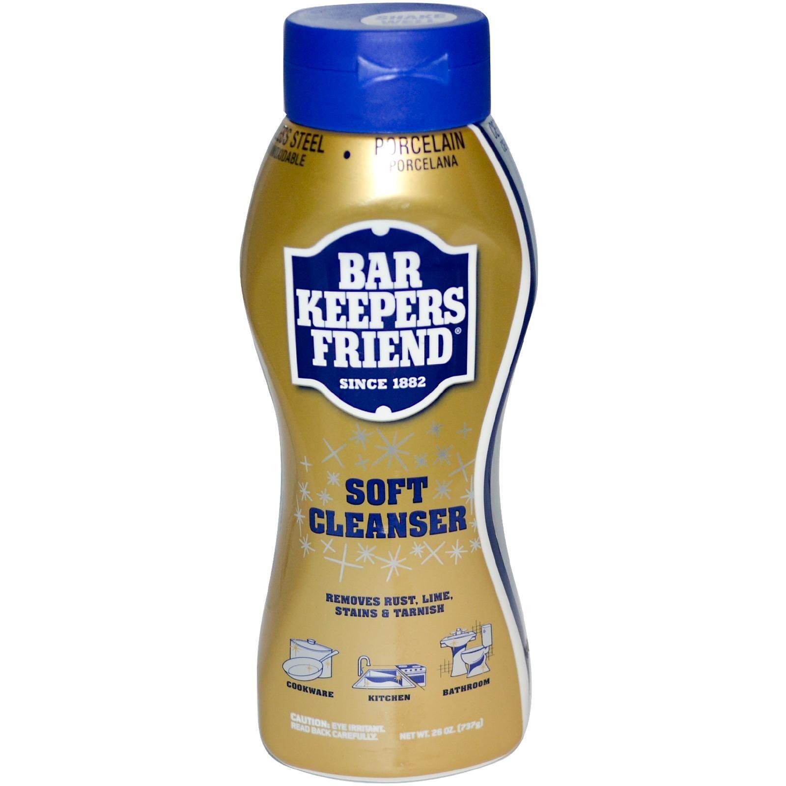 Bar keepers friend soft cleanser 26 oz 737 g