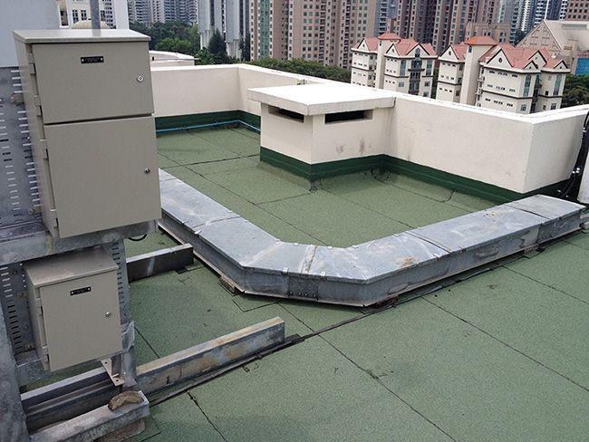 11 Jalan Mutiara Waterproofing Singapore Hydro Seal Pte Ltd Flat Roof Hydro Singapore
