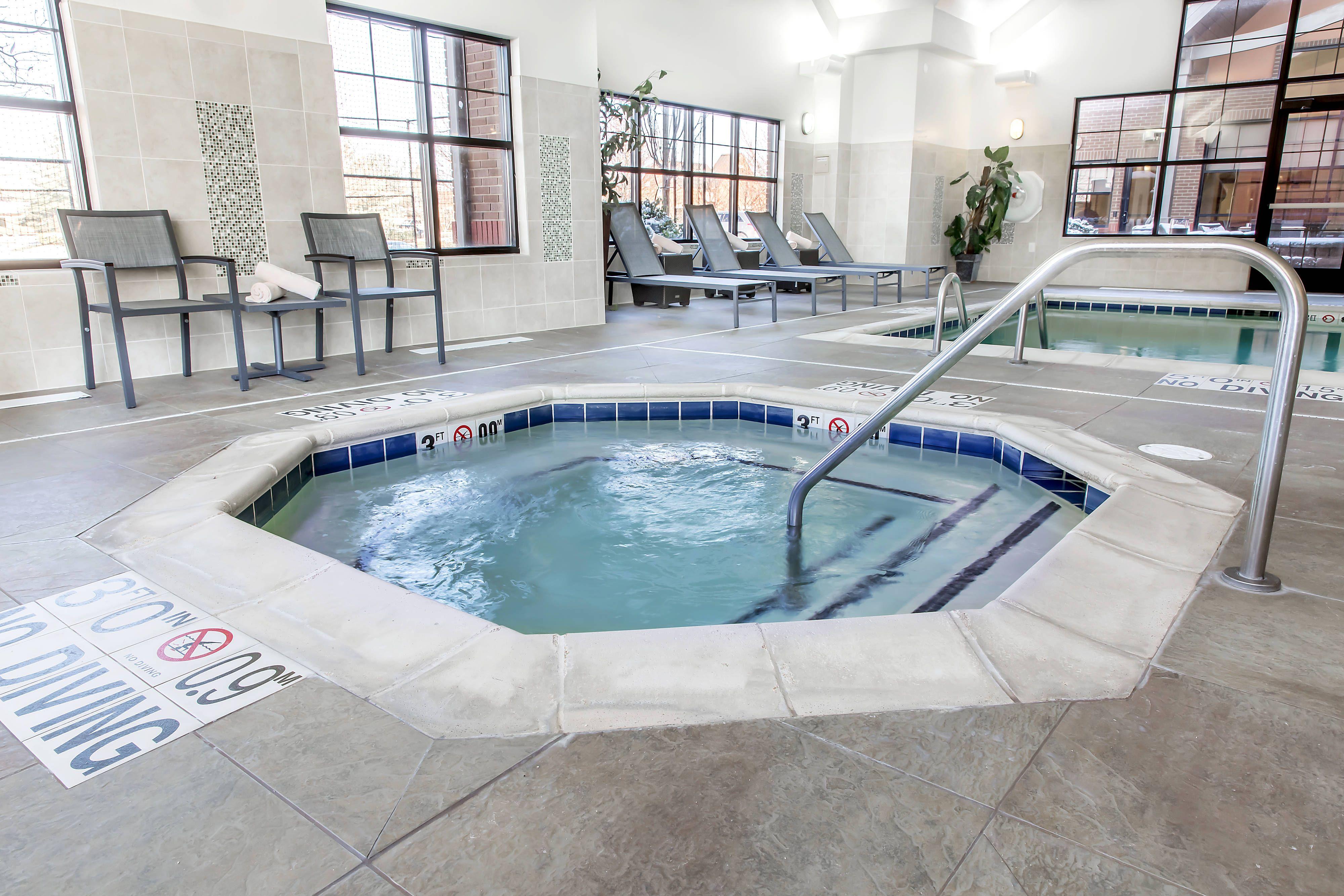 Residence Inn Lexington Keeneland Airport Indoor Pool Hotels