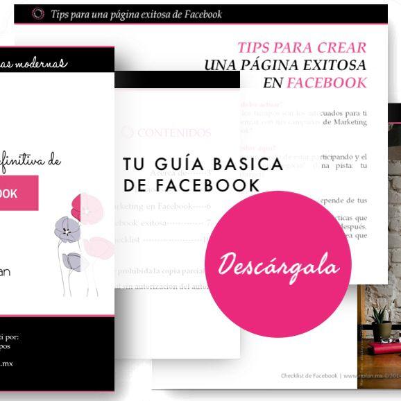 Toma el control de tu página de #Facebook http://on.fb.me/1xZOuqK