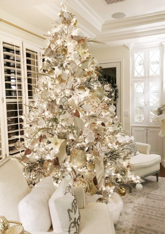 41 Breathtaking Christmas Tree Ideas Your Family Will Love