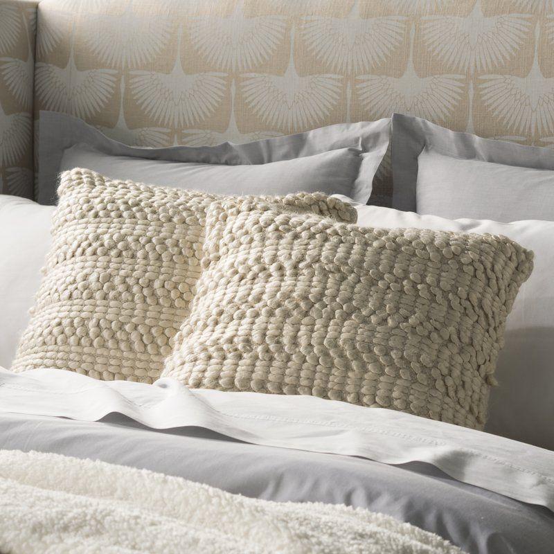 Colmars Striped Throw Pillow Throw pillows, Pillows