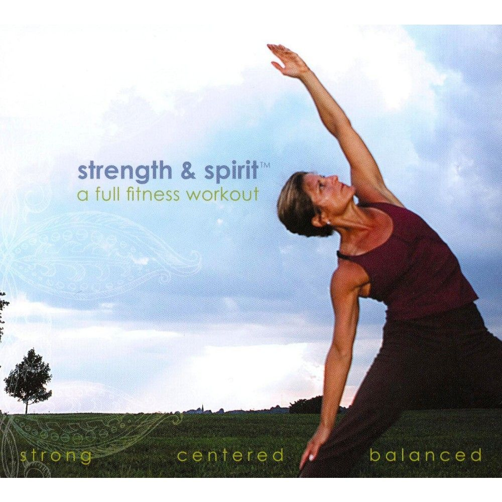 Strength and Spirit: A Full Fitness Workout
