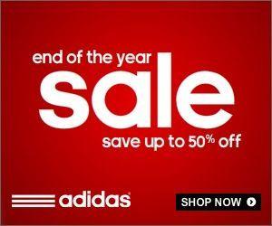 up to 50% off adidas online end of season sale | Gutscheine