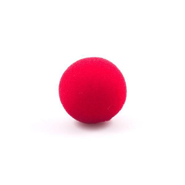 Sponge Ball Clown Nose The Illusionist Clown