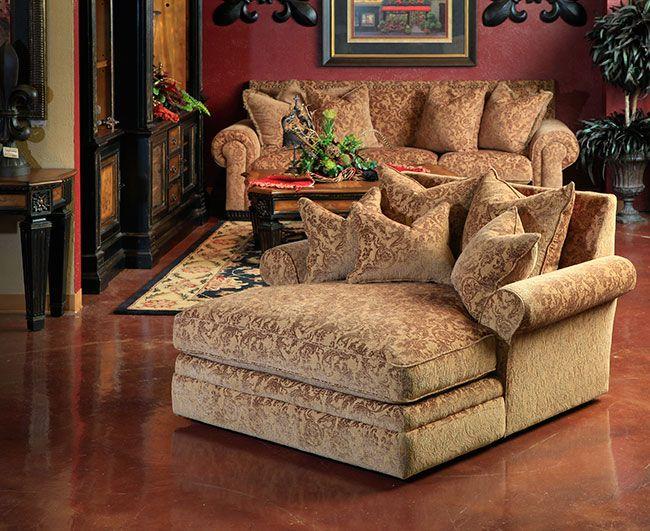Hemispheres A World Of Fine Furniture Island Chaise Furniture
