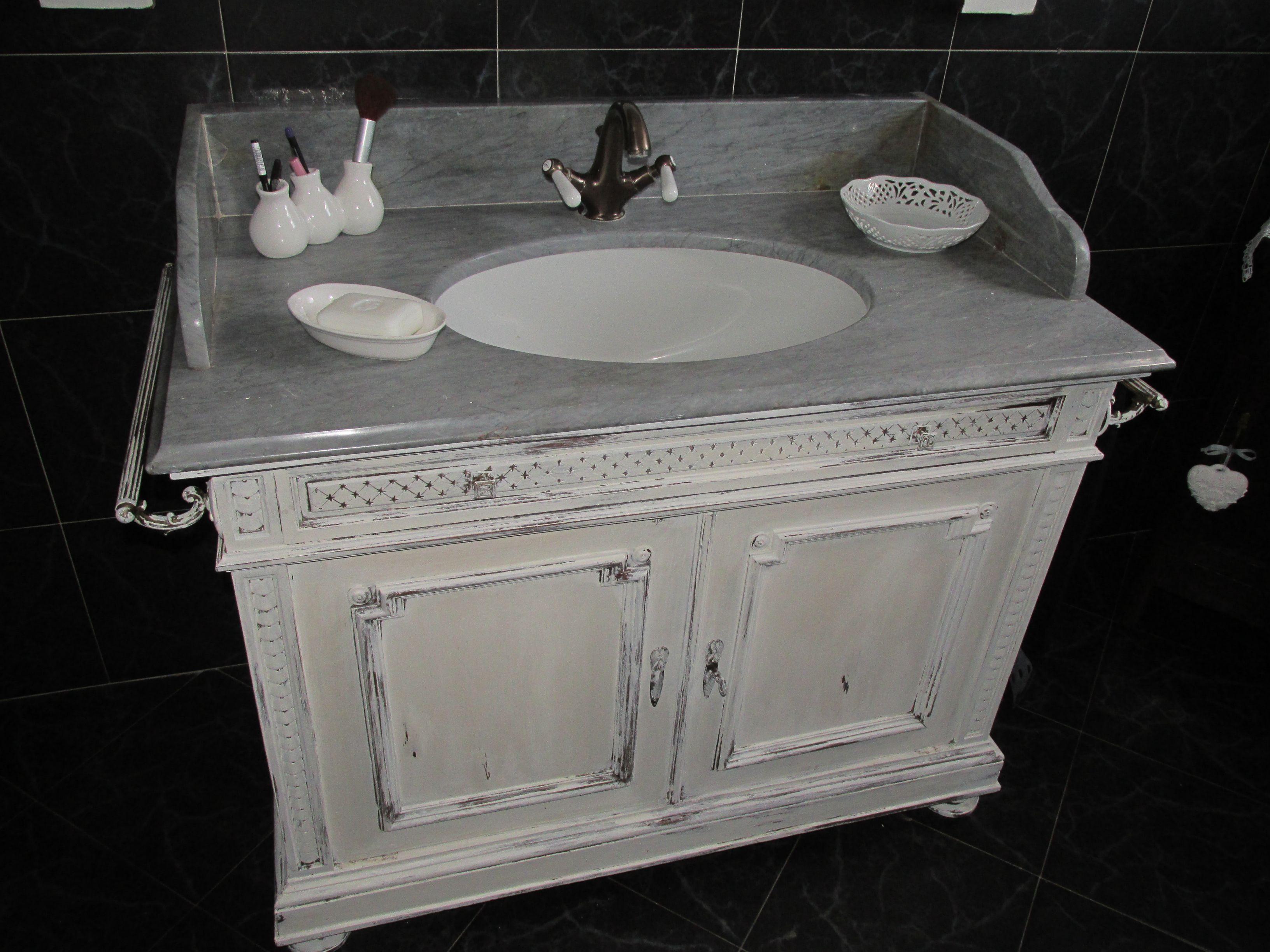 Rinnovare Bagno ~ Rinnovo di un lavabo del bagno salotto di daniela