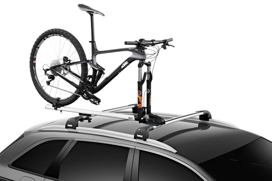 Thruride With Images Bike Roof Rack Thule Bike Best Bike Rack
